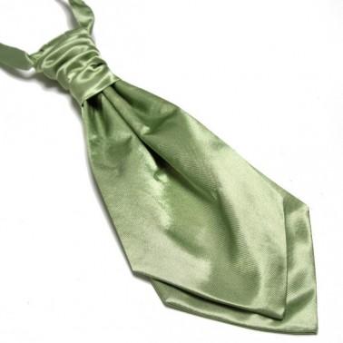 Lavallière vert-pastel