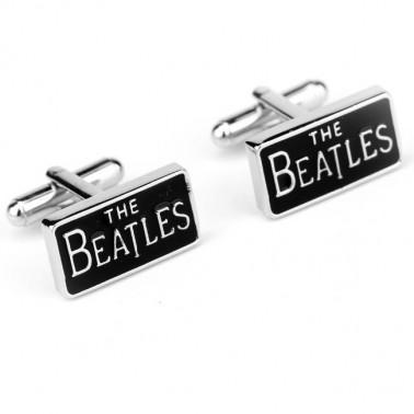 """Boutons de manchette """"Les Beatles"""""""