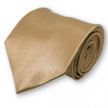 "Cravate ""bronze doré"""