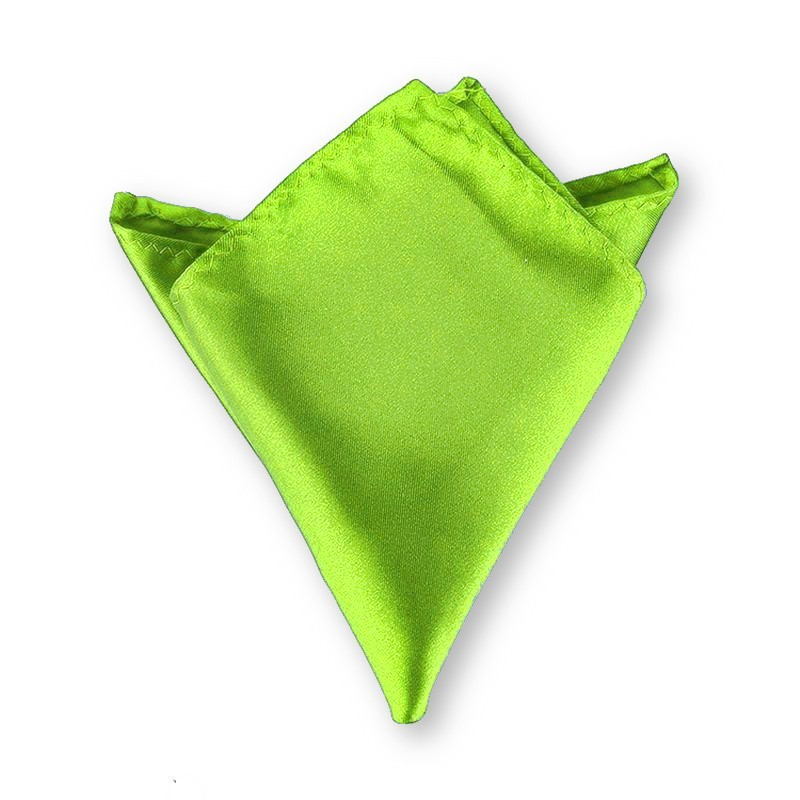 Pochette vert-anis tendance fluo