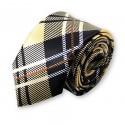 cravate étroite écossaise