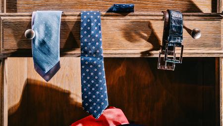 cravate hiver