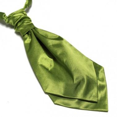Lavallière vert-olive