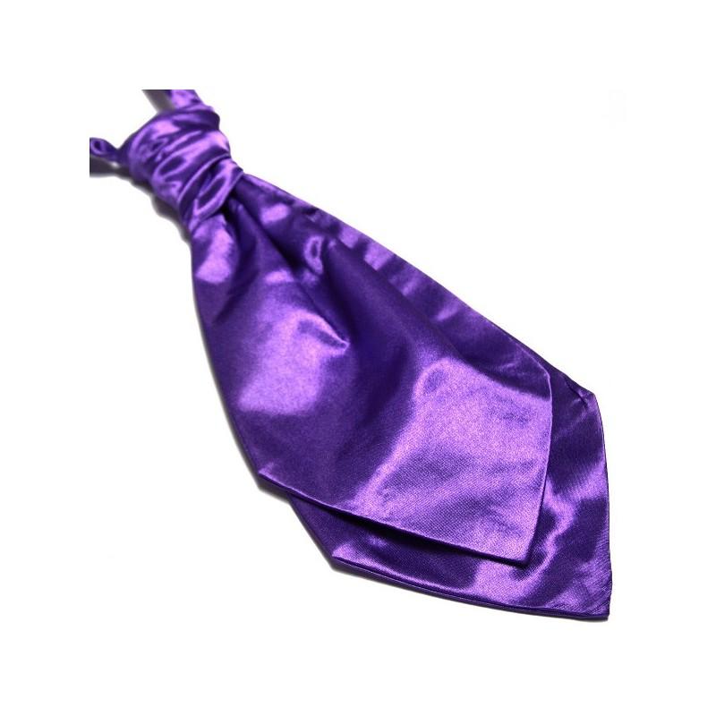 Lavallière violette