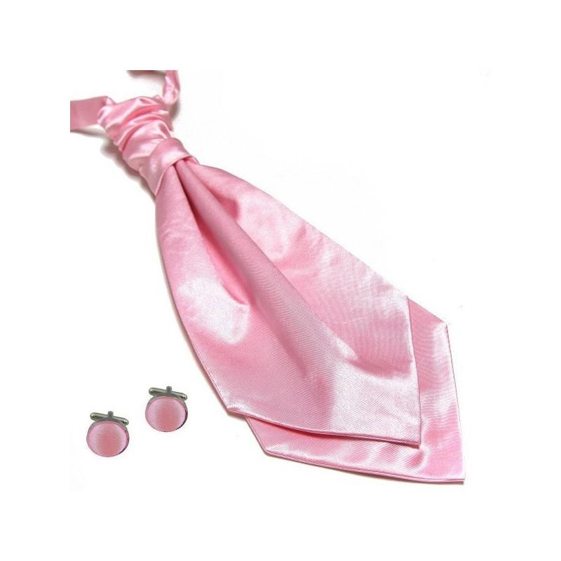 La lavallière rose & ses boutons