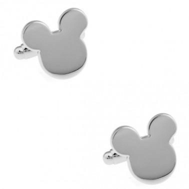 "Boutons de manchette ""Mickey"""