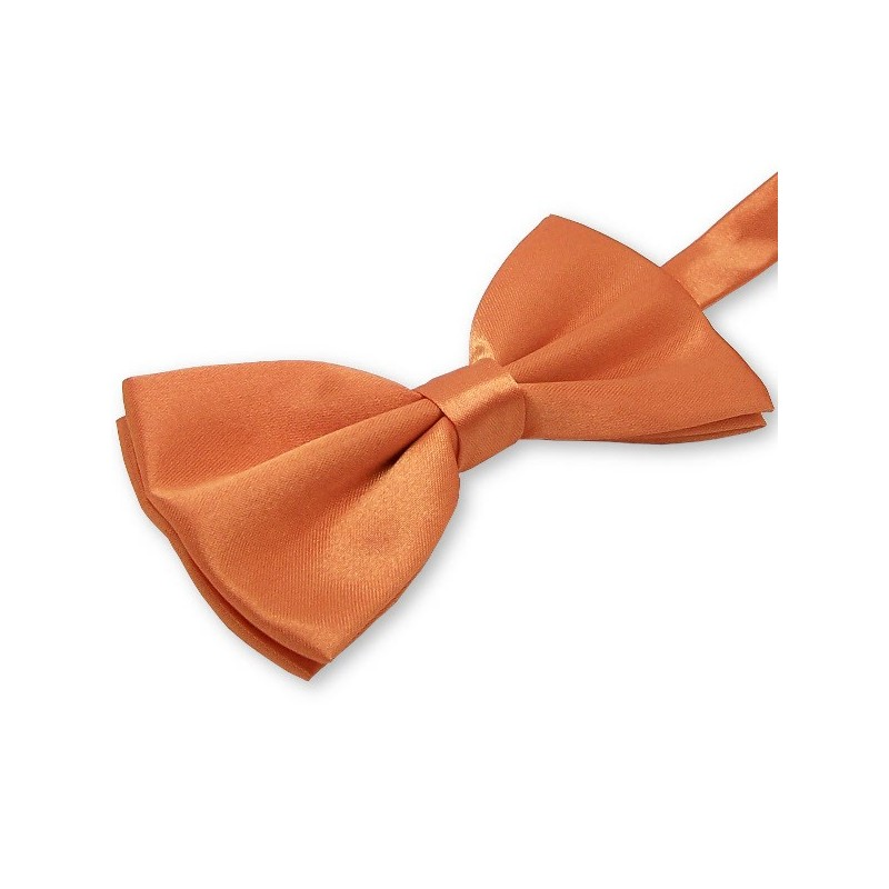 "Noeud-papillon ""mandarine du sud"""