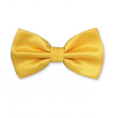 Noeud papillon jaune