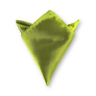 Pochette vert-kaki-olive