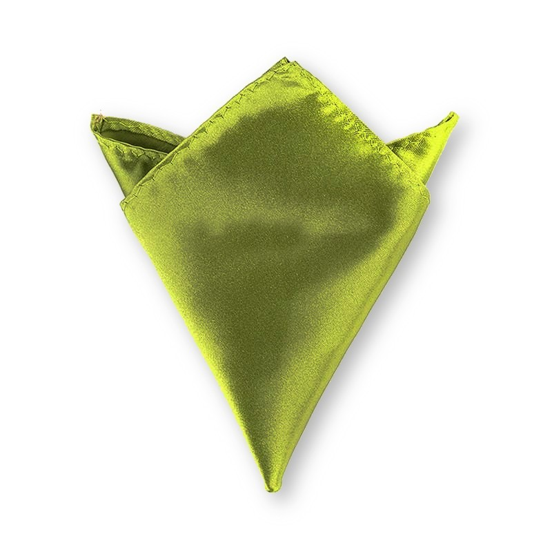 Pochette verte tendance olive