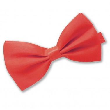 Noeud-papillon rouge
