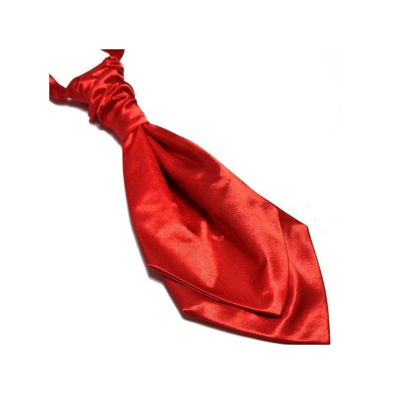 Lavallière rouge