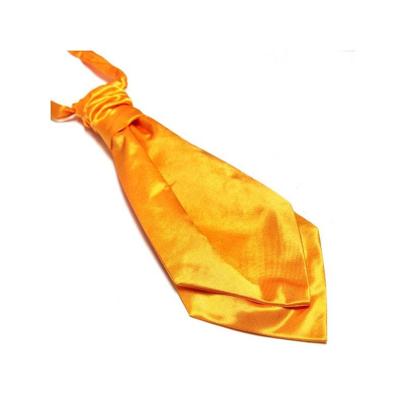 Lavallière jaune-or