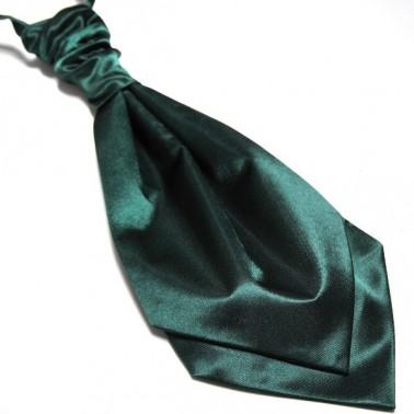 Lavallière vert-foncé